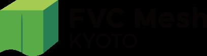 京都のコワーキングスペース FVC Mesh 京都 ロゴ